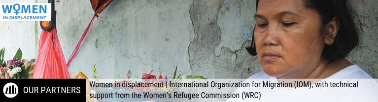Women in displacement